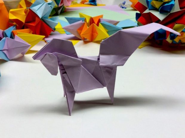 53.Music, Dance & Lounge_Origami Workshop