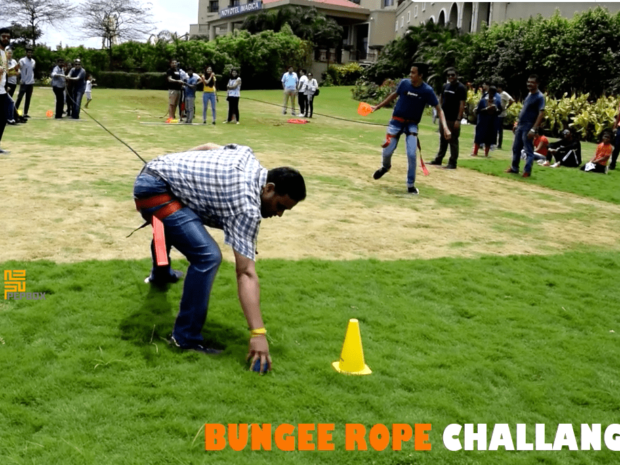 Bungee Rope Challenge 1