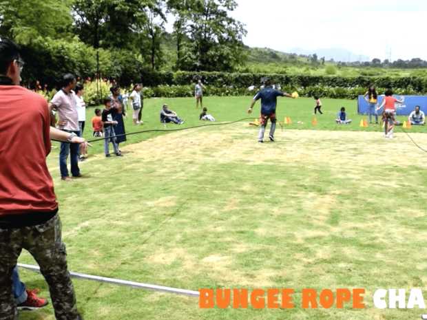 Bungee Rope Challenge 3