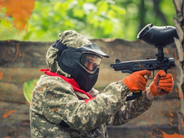 Paintball Combat 1