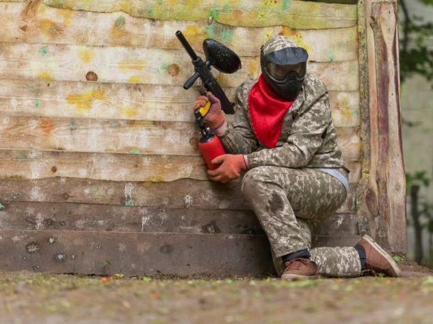 Paintball Combat 2