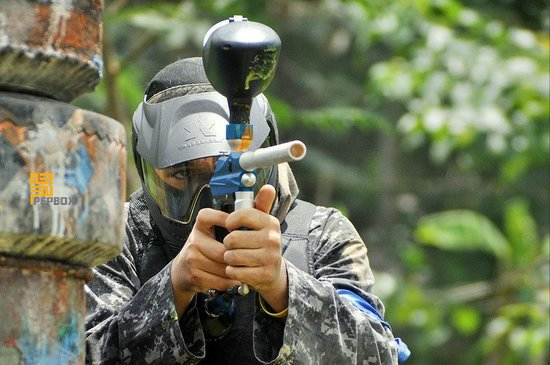 Paintball Combat 4
