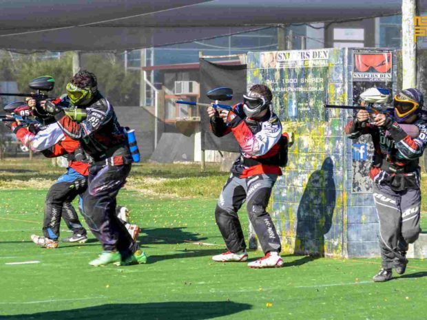 Paintball Combat 5