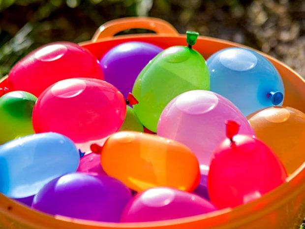 Water Balloon Game
